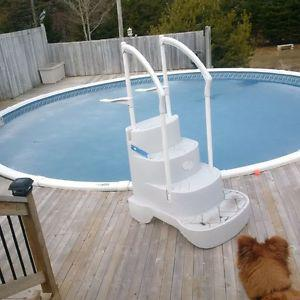27' above ground pool for sale