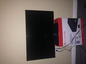 32 inch flat screen