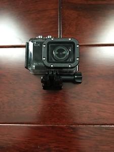 ACTIVEON CX Camera w/ Extra Battery and Accessory Kit