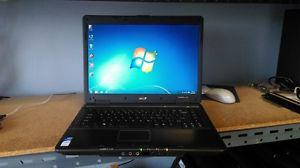 Acer TM notebook no battery