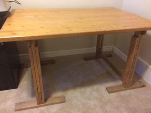 Adjustable Multipurpose Table