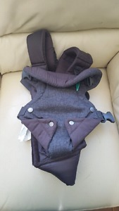 Baby Carrier and high chair