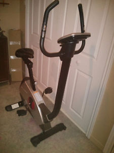 Bladez Fitness U250 Upright Exercise Bike