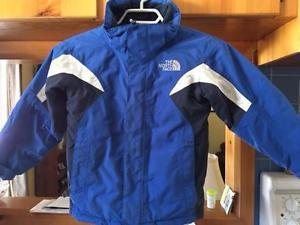 Boy XS North Face Jacket