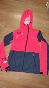 Brand New Men's FXR Mission Trilaminate Soft Shell Jacket