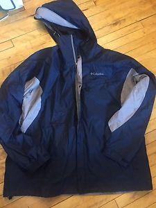 Brand new XXL Columbia spring coat