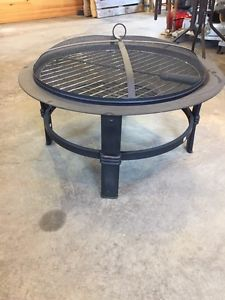 Brand new, never used fire pit
