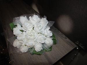 Brand new wedding bouquet