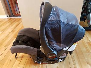 Britax stroller travel system