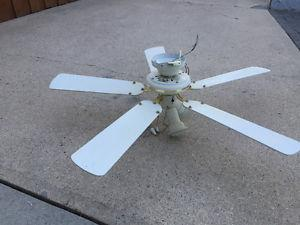 Ceiling Fan with Three lights