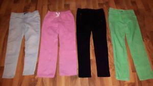 Girls Size 8 Pants