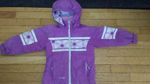 Girls spring jacket size 4