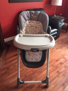 Graco Winnie the Pooh High Chair