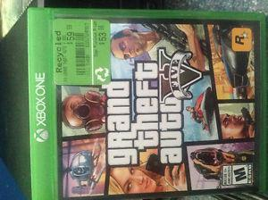 Grand theft auto 5 in great condition