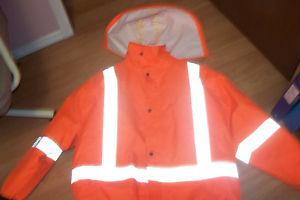 Hi Vis winter jacket