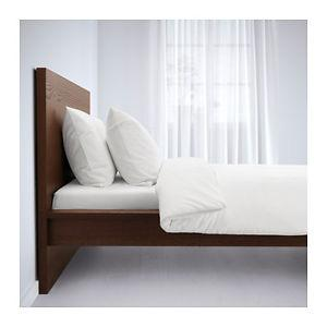 Ikea Malm Bed Frame w/ Under Bed Storage