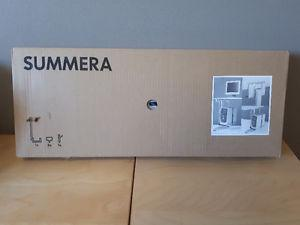 ikea galant desk posot class. Black Bedroom Furniture Sets. Home Design Ideas