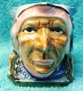 Indian Head Cup/Creamer from Occupied Japan
