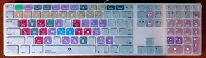 Keyboard Covers for Macbook Pro for Ableton, Logic, & Cubase