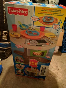 Kitchen play set / activity table (New in box)