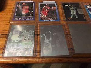 Michael Jordan Kobe Bryant O'Neal lot NBA $$