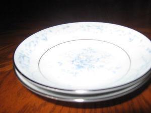 "Noritake ""Carolyn"" Fine China replacement Soup Bowls"
