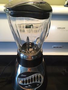 Oyster 16 speed blender! Use a couple times! $30
