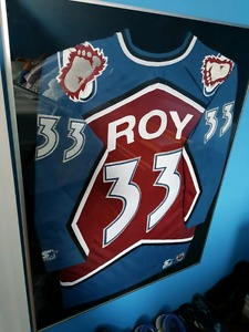 Patrick Roy collectables