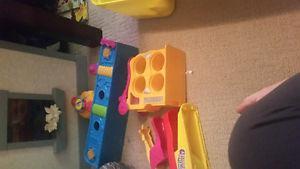 Play dough ñ accessories