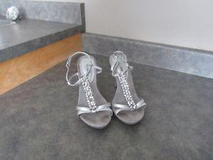 Prom or formal evening shoes