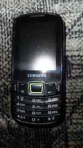 SAMSUNG cell phone on telus $60.