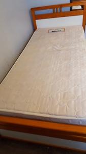 Single bed set(no box spring)