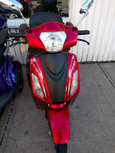 Used ET-3-ES Electric Scooter $