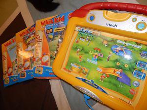 Vtech Whiz kid electronic game for PreK