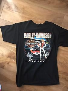 Wanted: Harley Davidson men's T shirt