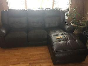Wanted: Leather style sofa