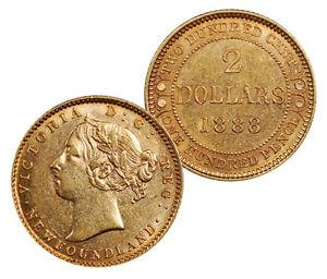 Wanted: Newfoundland, Canadian and US silver and gold coins