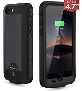iPhone 6/6s powerbear waterproof battery case