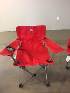 3 youth camping chairs for sale