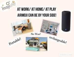 Airmoji new in Canada!