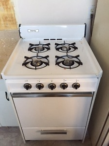 Apartment Size Gas Stove