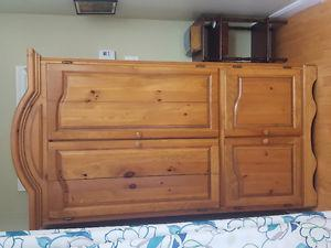 Armoire/Hutch/Storage Cabinet