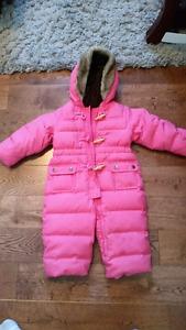 Baby gap winter snowsuit