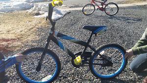 """Boys bike 18"""""""