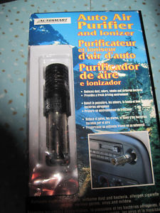 Brand New Car Lighter Air Purifier and Ionizer by Autosmart