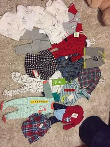 Brand new baby clothes 6-9 month