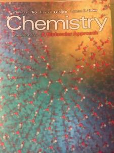 Chemistry  - University of Winnipeg