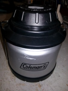 Coleman battery operated camp light.