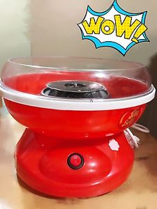 Cotton candy machine and only use 1time