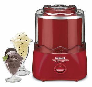 Cuisinart Automatic Frozen Yogurt-Ice Cream & Sorbet Maker